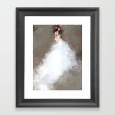Bridal series - SP Framed Art Print
