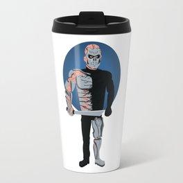 Uber Jason Voorhees (Jason X) Travel Mug