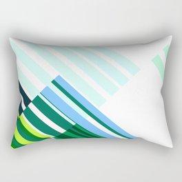 Waves Around Me Rectangular Pillow