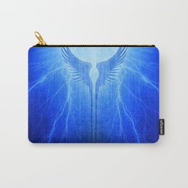 Vikings Valkyrie Wings of Protection Storm Carry-All Pouch
