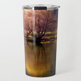 Sea and light Travel Mug