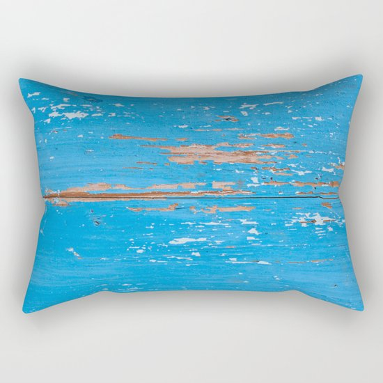 Vintage Wood Rectangular Pillow