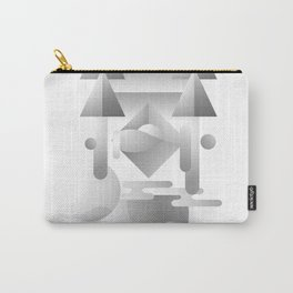 Change 變 | Chinese Typography Design with Fusion of Western & Eastern Aesthetic Carry-All Pouch