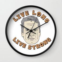 Henry Rollins Wall Clock