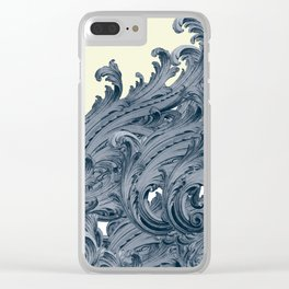 Good vibes ! Clear iPhone Case