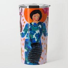 The Human Rights Arts and Film Festival By Roeqiya Fris Travel Mug