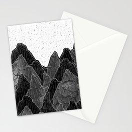 Dark Moon Mounts Stationery Cards