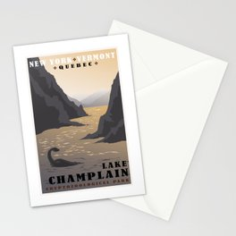 CPS: Lake Champlain Stationery Cards