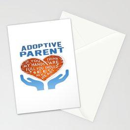 Adoptive Parent Stationery Cards