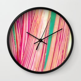 Just Vegetables Wall Clock