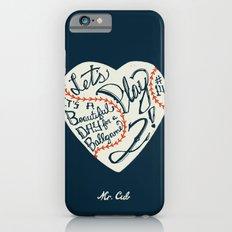 Mr. Cub Slim Case iPhone 6s