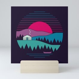 Back To Basics Mini Art Print