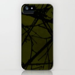 through the grapevine iPhone Case