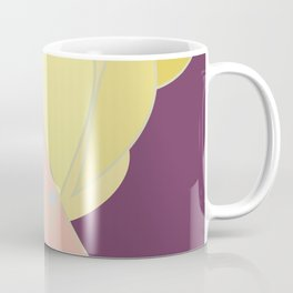 Lady with some extravagant necklace Coffee Mug