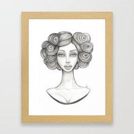 Joliesque Framed Art Print