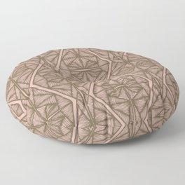 Tendons-Mousse Floor Pillow