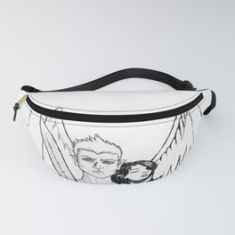 Angel and the Knight Fanny Pack