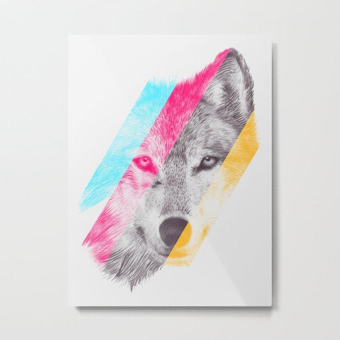 Wild 2 by Eric Fan & Garima Dhawan Metal Print