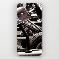 Pedal Cars iPhone & iPod Skin
