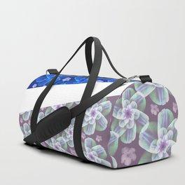grace florals Duffle Bag