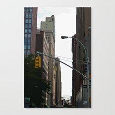 Slicelight Canvas Print