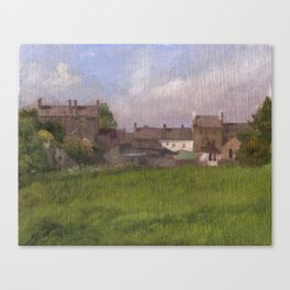 Dunkineely, Ireland Canvas Print