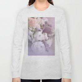 Romantic Flowers Long Sleeve T-shirt