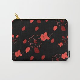 Flower project 2 Carry-All Pouch