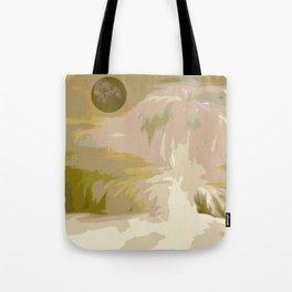 UNKOWN TERRITORY Tote Bag