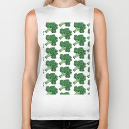 Broccoli Fever Biker Tank
