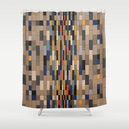 Construction 177 Shower Curtain