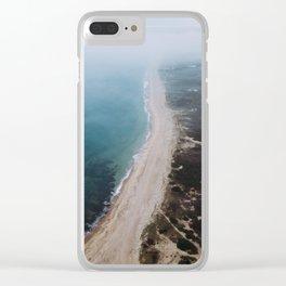 Charlestown Breachway, RI Clear iPhone Case