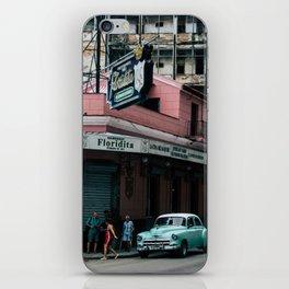 La Floridita iPhone Skin