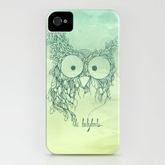 The Babybirds Owl 02 Slim Case iPhone (4, 4s)