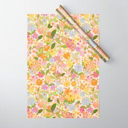 Nostalgia in the garden Wrapping Paper