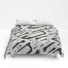 Tools Pattern Comforters