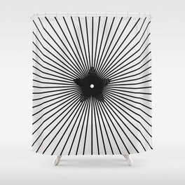 pattern 100 Shower Curtain