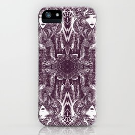Delta of Venus no 6 by MARK DAY iPhone Case