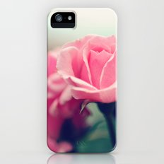 Dainty roses Slim Case iPhone (5, 5s)