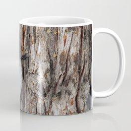 Upside Down Nuthatch Coffee Mug