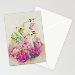 Untitled Melodies Stationery Cards