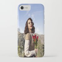 lana iPhone & iPod Cases featuring Lana by Claudia