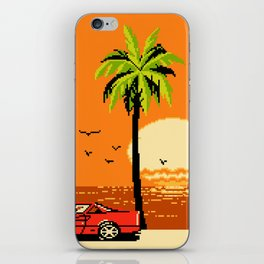 Sunny Avenue iPhone Skin