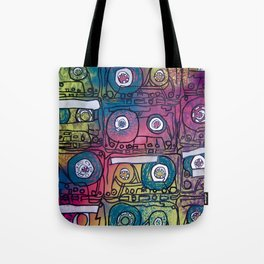 cassette tapes II Tote Bag