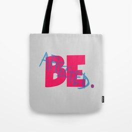 Affected Tote Bag