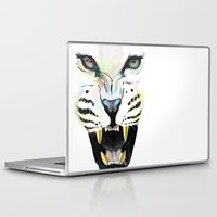 cheetah Laptop & iPad Skins featuring Cheetah  by Tetevi Teteh