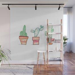 Cactus 2 Wall Mural