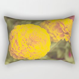 Field Flowers Rectangular Pillow