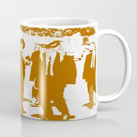 reservoir dogs Mugs featuring Reservoir Awesome by Doctorductape