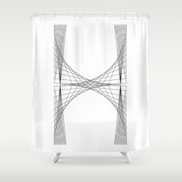 H. Shower Curtain